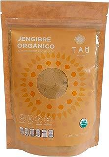 TAU Superfoods Jengibre Orgánico 250 gramos