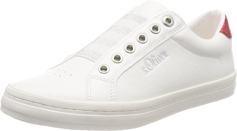 S.Oliver Women's 24622 Low-Top Sneakers