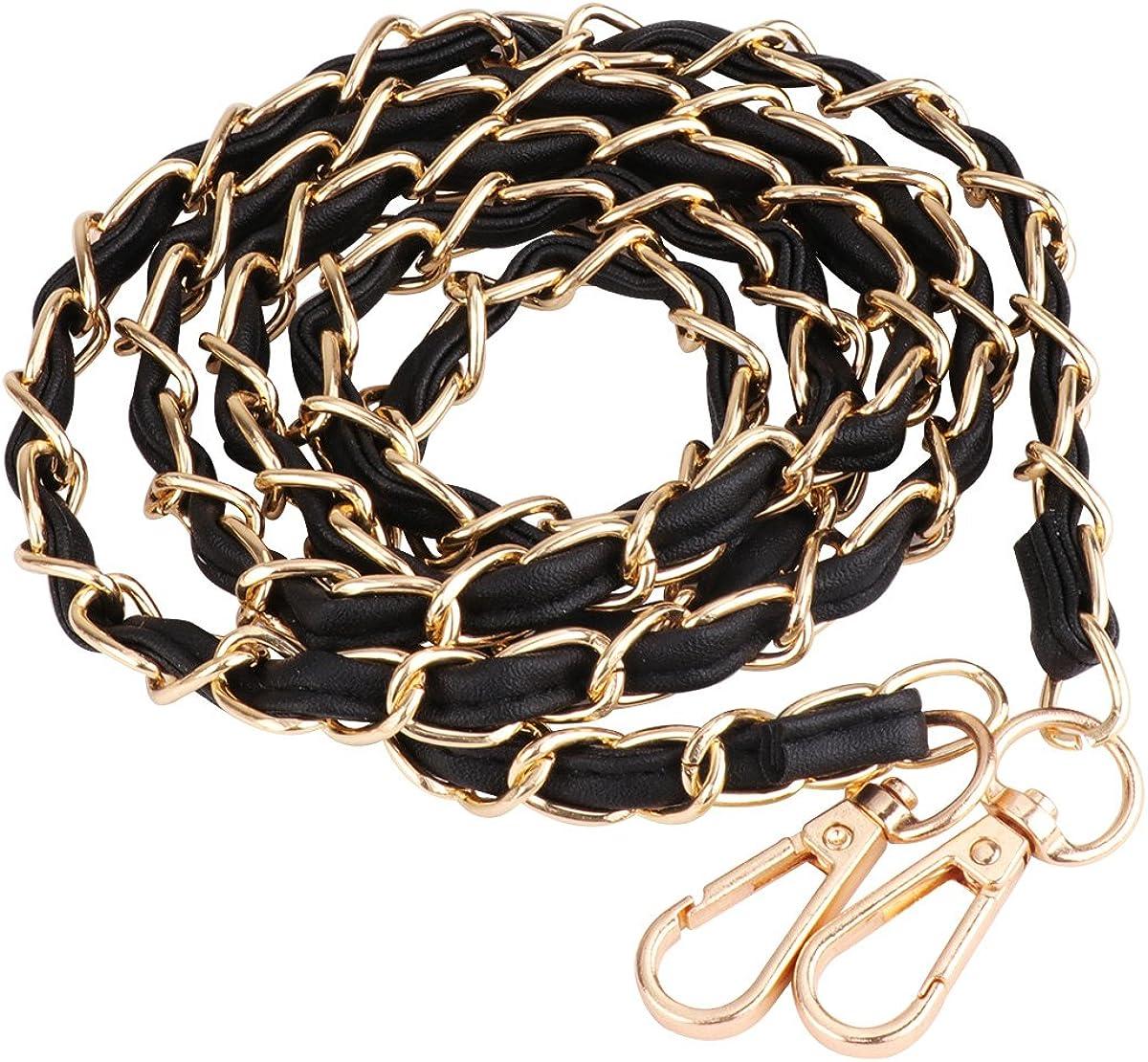 Vintage Chain Strap Purse Handbag Shoulder Cross Body Replacement Chains Accessories