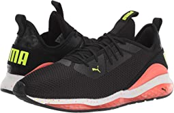 Puma Black/Nrgy Red/Yellow Alert