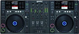 Gemini CDMP-7000 - Controlador multimedia profesional (25 W, ranura para tarjeta SD, USB tipo B)