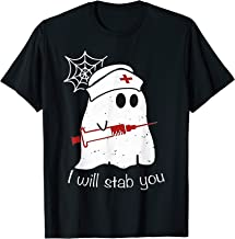i will stab you ghost