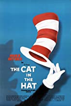 THE CAT IN THE HAT MOVIE POSTER 2 Sided ORIGINAL Advance 27x40 MIKE MYERS