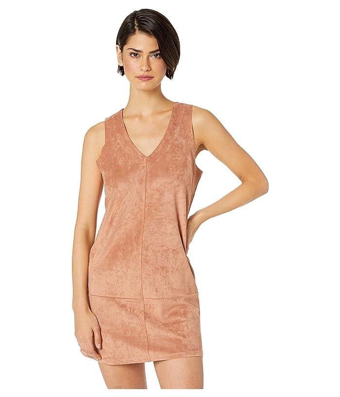 Bishop + Young V-Neck Dress (Adobe) Women