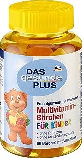 Multivitamins for Children - Fruity Gummy Bears 60 pcs,