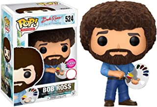 Funko POP! Flocked Bob Ross #524