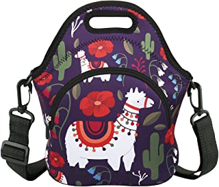 Best llama lunch tote Reviews