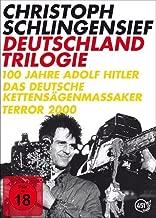 Christoph Schlingensief Collection 100 Jahre Adolf Hitler - Die letzte Stunde im Führerbunker / Das deutsche Kettensägen Massaker Bla NON-USA FORMAT, PAL, Reg.0 Germany