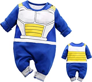 MomentDAY Toddler Infant Newborn Kids Baby Girl Boy Valentines Day Rompers Dinosaur Striped Jumpsuit Onesies Outfit 0-2T