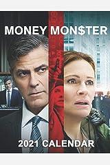 Money Monster 2021 Calendar Paperback