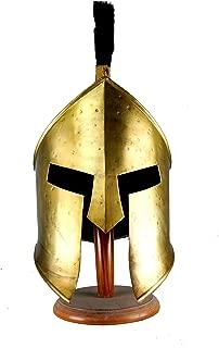 VTC Spartan King Leonidas 300 Movie Helmet with Black Plume