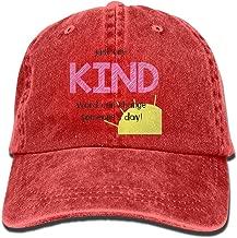 GqutiyulU Kindness Day Adult Cowboy Hat Black