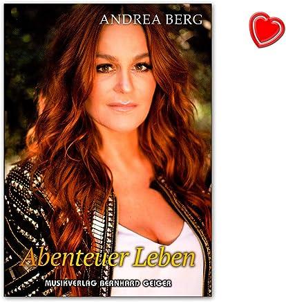 Andrea Berg - Leggio a forma di cuore, per cantanti, pianoforte, accordatore