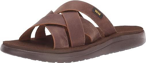 Teva Men's M Voya Slide Leather Sandal