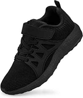 Feetmat Men's Walking Shoes Lightweight Breathable Running Sport Gym Shoes