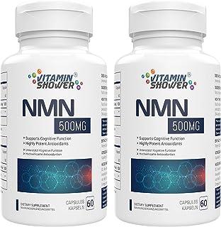 NMN   Nicotinamid Mononukleotid Supplement   500mg Per Serving   direkter Vorläufer von..