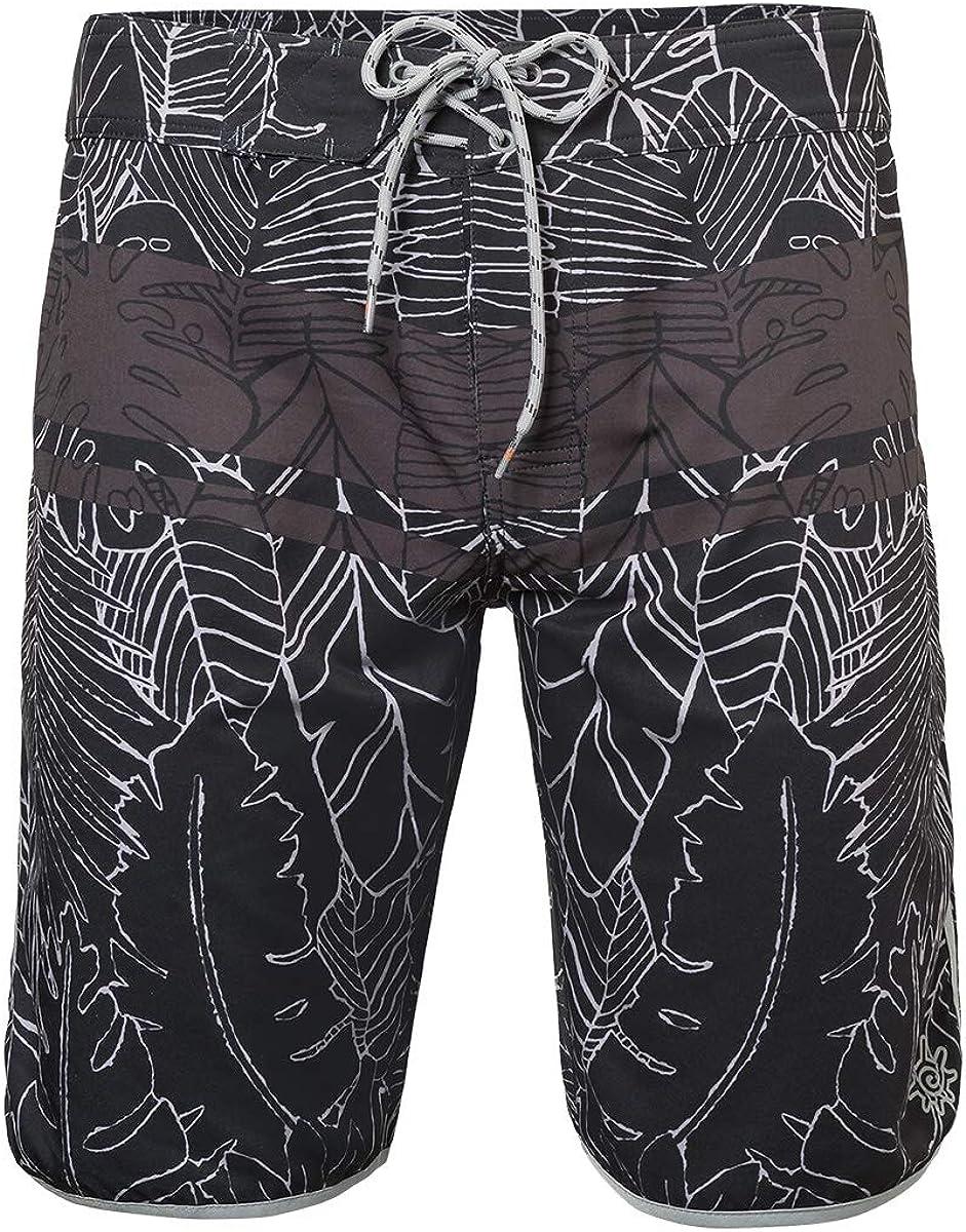UV Skinz UPF 50+ Mens Retro Board Shorts