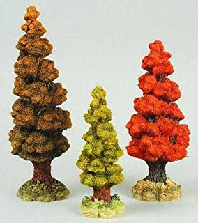 Dept 56 Autumn Trees - Set of 3 #52616