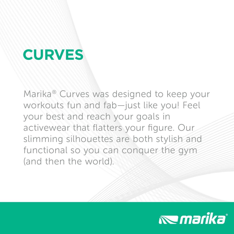 Marika Women's Plus Size Adjustable Seamless Sports Bra