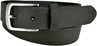 Mens Super Durable Tough Belt, Casual or Dressy, Virtually Indestructible, Truth Vegan Belts (SPARROW)