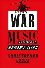Best christopher logue war music Reviews
