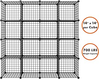 Best metal cube storage system Reviews