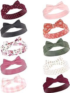 Hudson Baby Baby Girl Headbands