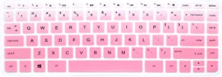Silicone Keyboard Cover Skin for HP 14-ab 14-ac 14-ad 14-an Series, 14-ab010 / ab166us 14-ac159nr 14-al062nr 14-an010nr / an013nr / an080nr, 14