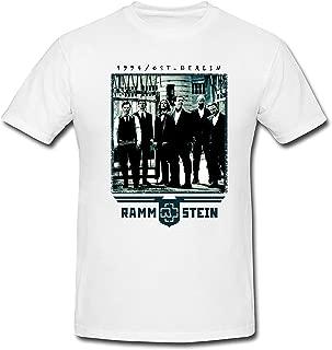 SEagleo2 Men's Rammstein Formed in 1994 in Ost-Berlin T-Shirt