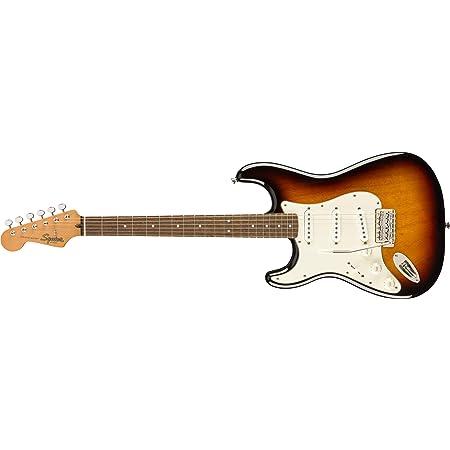 Squier by Fender Classic Vibe 60's Stratocaster - Left Handed - Laurel Fingerboard -3-Color Sunburst