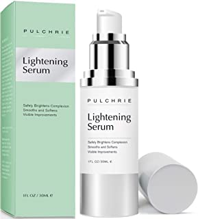 PULCHRIE Lightening Serum ,Skin Lightener for Face and Body