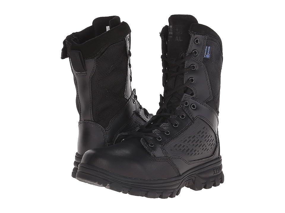 5.11 Tactical Evo 8 Waterproof w/ Side Zip (Black) Men
