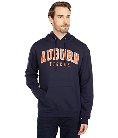 Champion College Auburn Tigers Eco(r) Powerblend(r) Hoodie (Navy 3) Men