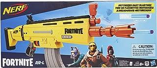Hasbro Nerf Fortnite Ar-L Nerf Elite Dart Blaster, Multicolor, E6158EU40