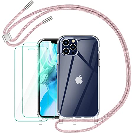 Aroyi Handykette Hülle Kompatibel Mit Iphone 12 Y Elektronik