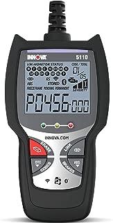 INNOVA CarScan Pro 5110 + RepairSolutions2 App - Professional OBD2 Car Diagnostic Scanner - Code Reader Tool – ABS & Code Severity