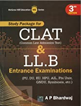 Study Package for Clat and Llb