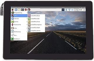 SunFounder RasPad - A Raspberry Pi Tablet Built-in Battery, 10.1