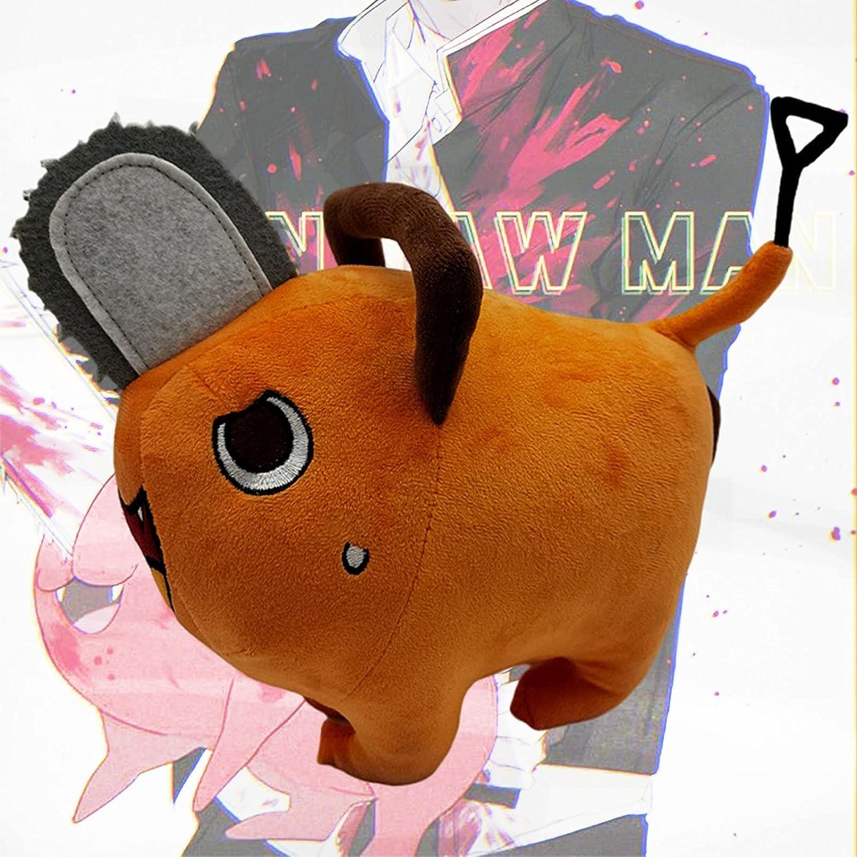 NMSLQ Chainsaw Man Plushie Pochita Plush Dedication Cute Anime Ranking TOP1 Stu Doll Toy