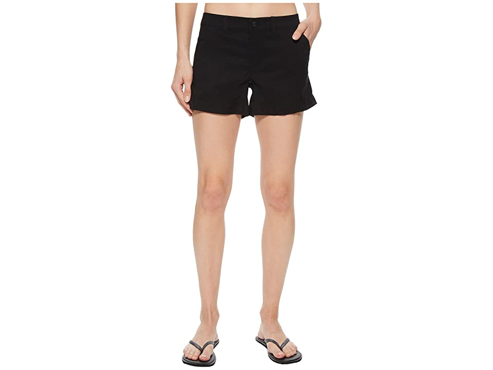 The North Face Adventuress Shorts (TNF Black) Women