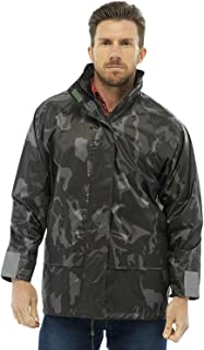 Best army print mens jacket Reviews