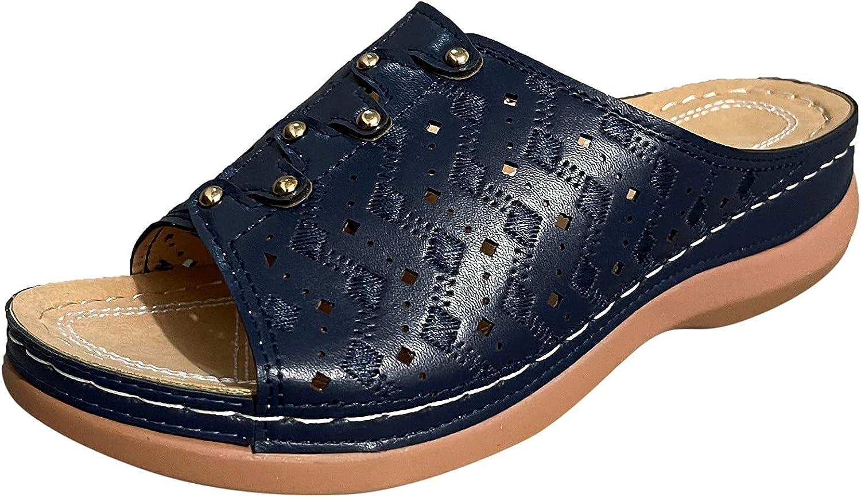 Vintage Slippers Women Flip Flops Sandals for Women Casual Summer Ladies Shoes