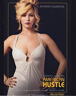 スポンサー広告 - 大きな写真「アメリカン・ハッスル」ジェニファー・ローレンス...