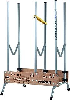 Wolfcraft 5121000 soporte para cortar leña con motosierras