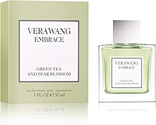 Vera Wang Embrace Eau de Toilette Spray for Women, Green...
