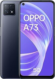 OPPO A73 5G smartfon, wyświetlacz o przekątnej 90 Hz o przekątnej 16,5 cm, akumulator 4040 mAh + szybkie ładowanie 18 W, p...