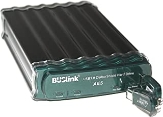 CipherShield USB 3.0/eSATA FIPS 140-2 Level 2 HIPAA 256-bit AES Hardware Encrypted Desktop Hard Drive (14TB)