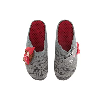 Spring Step Lilred (Grey) Women