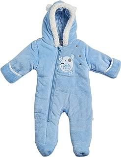 Duck Duck Goose Newborn Baby Boys & Girls Faux Fur Winter Padded Pram