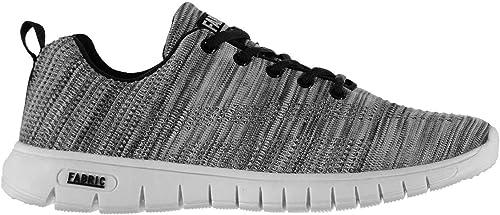 Original-Schuhe mit Blattmuster Flyer Herren Turnschuhe, Schwarz Sport Laufschuhe Turnschuhe